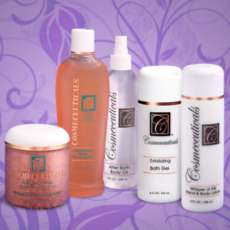 Botanical Bath & Body Set